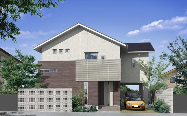 注文住宅建築例